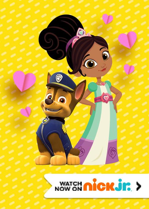 Nick Jr.  Roku Poster