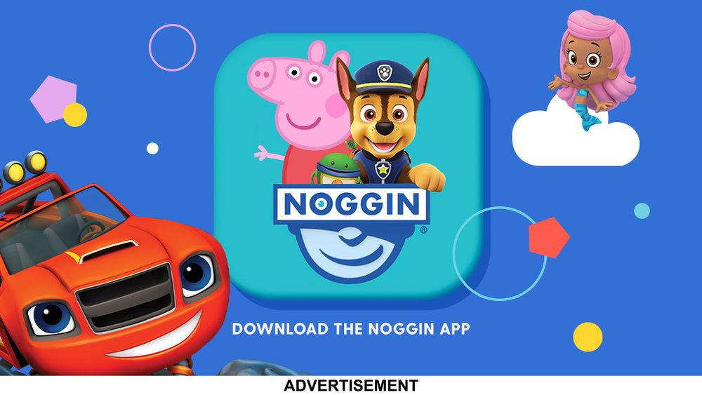Nick Jr.  Noggin Promos