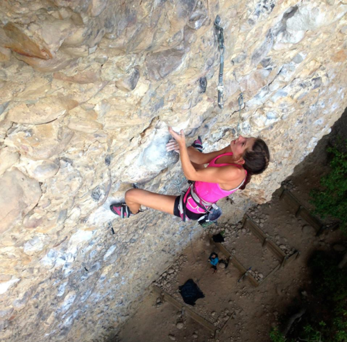 Olivia Little - I am currently 18 years old, and this fall, I will be begin my undergrad studies at the University of Virginia. My older brother got me hooked on climbing back when I was in 8th grade. I decided to give it a try too! I have now climbed for five years, having climbed on the BCT ever since I began. MORE
