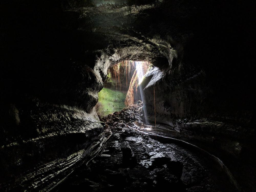 Exploring Lava Tubes