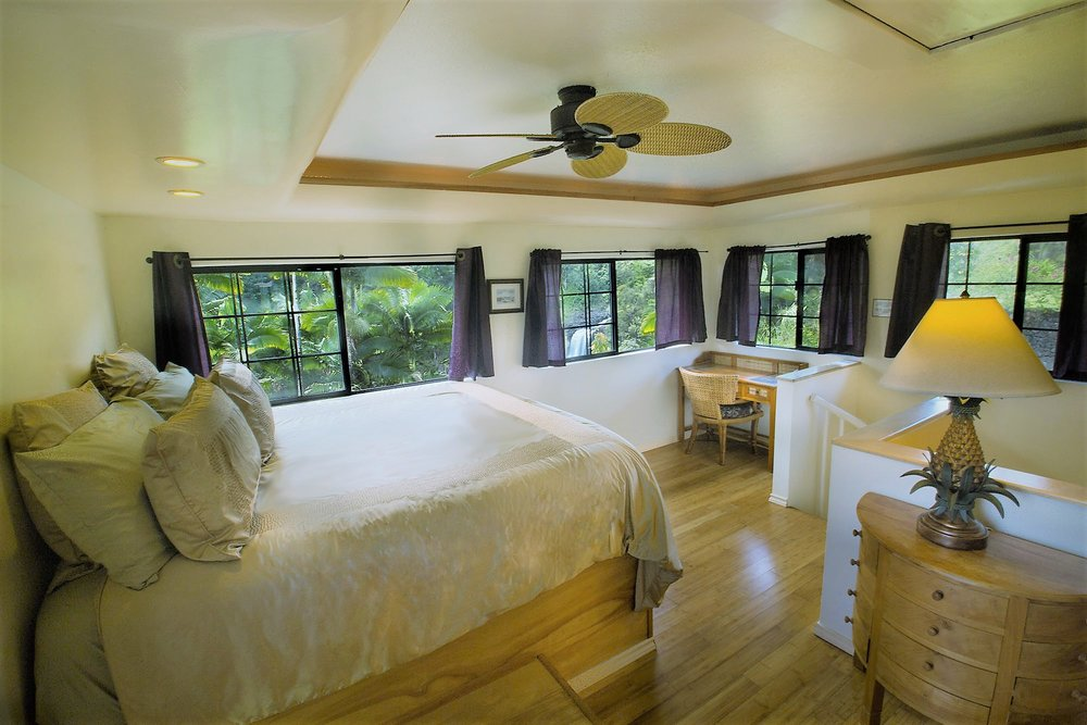 The Inn's exclusive, one bedroom Pagoda Guest House.