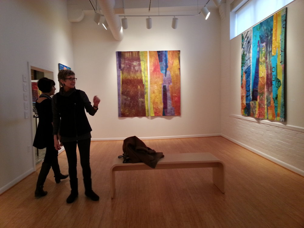 On View -