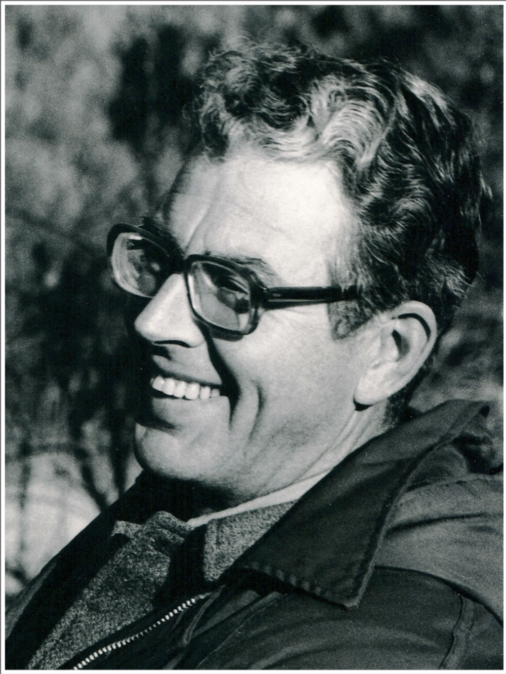 Henning Pontoppidan, father of Lisa Pontoppidan, Director of Personal Story Films