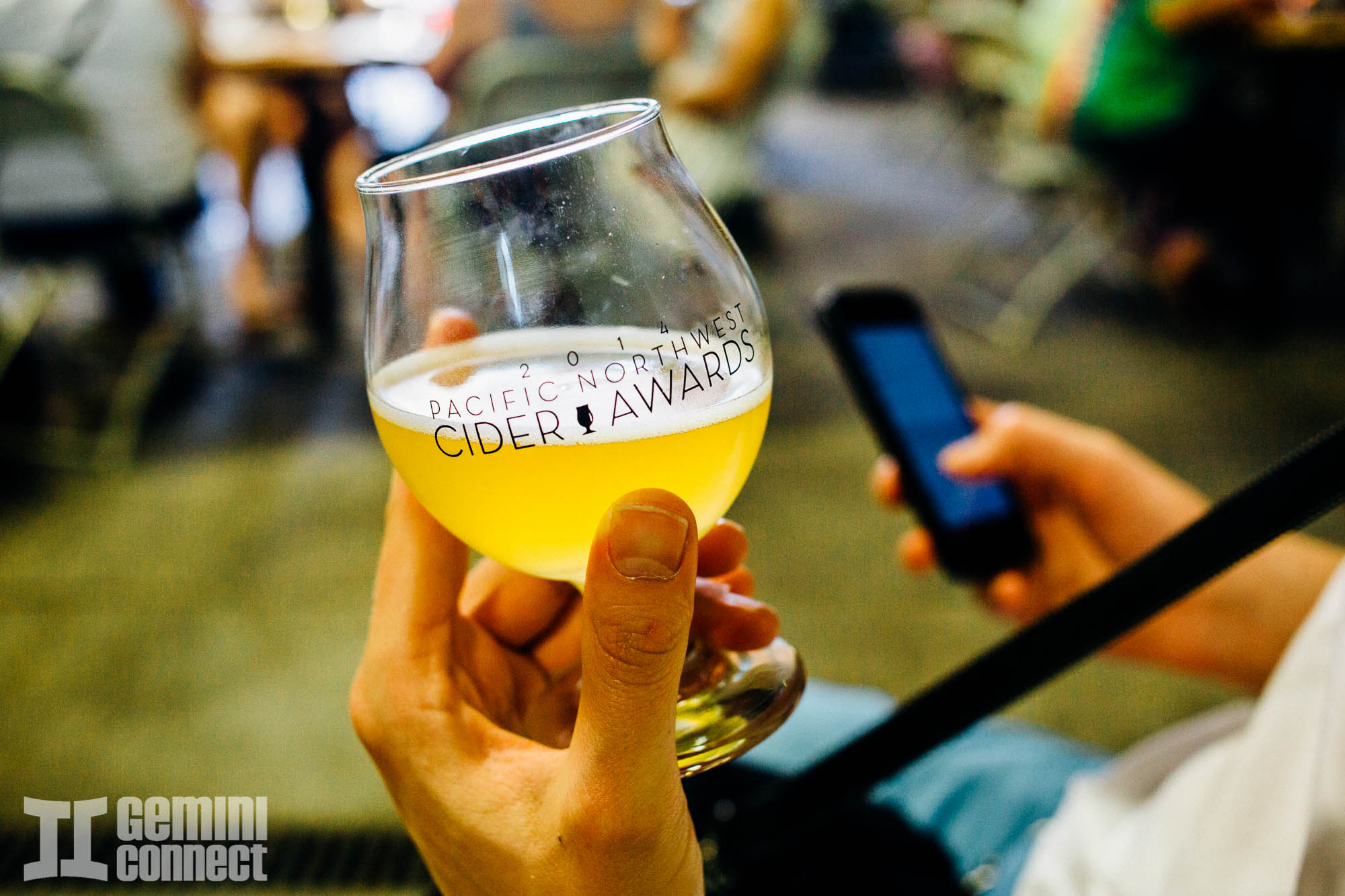 PNW Cider Awards Seattle photography