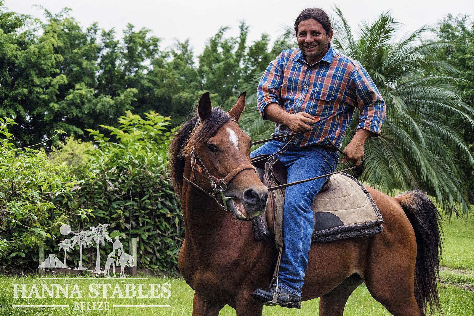 Santiago Hanna Stables Belize