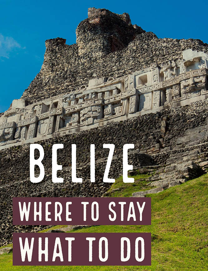 Belize Travel Guide Pinterest