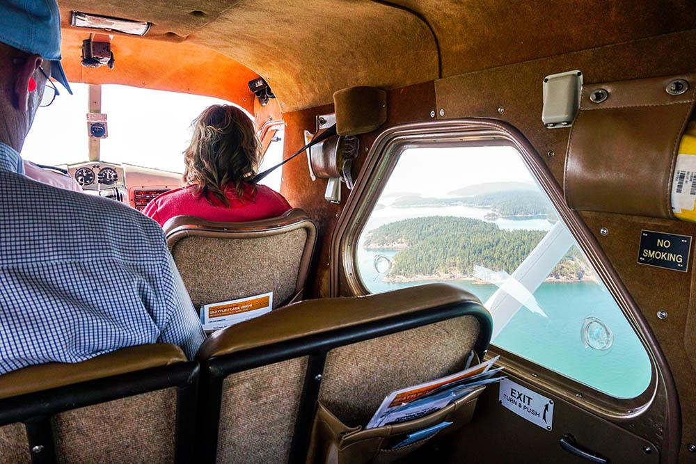 Kenmore Air Seaplane Orcas Island