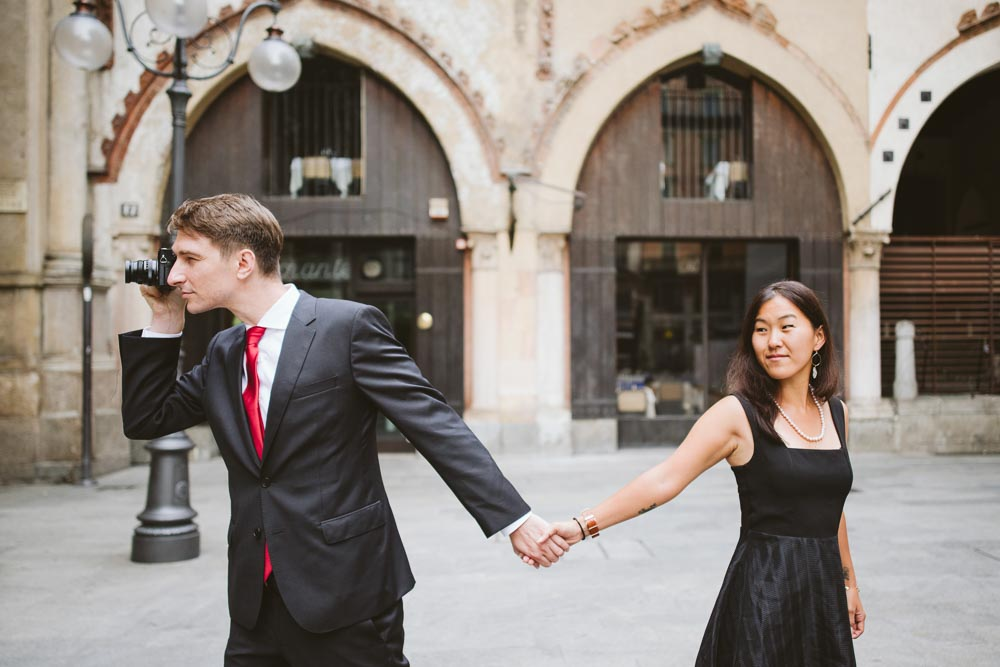 Honeymoon Photos in Milan with Flytographer — Gemini Connect