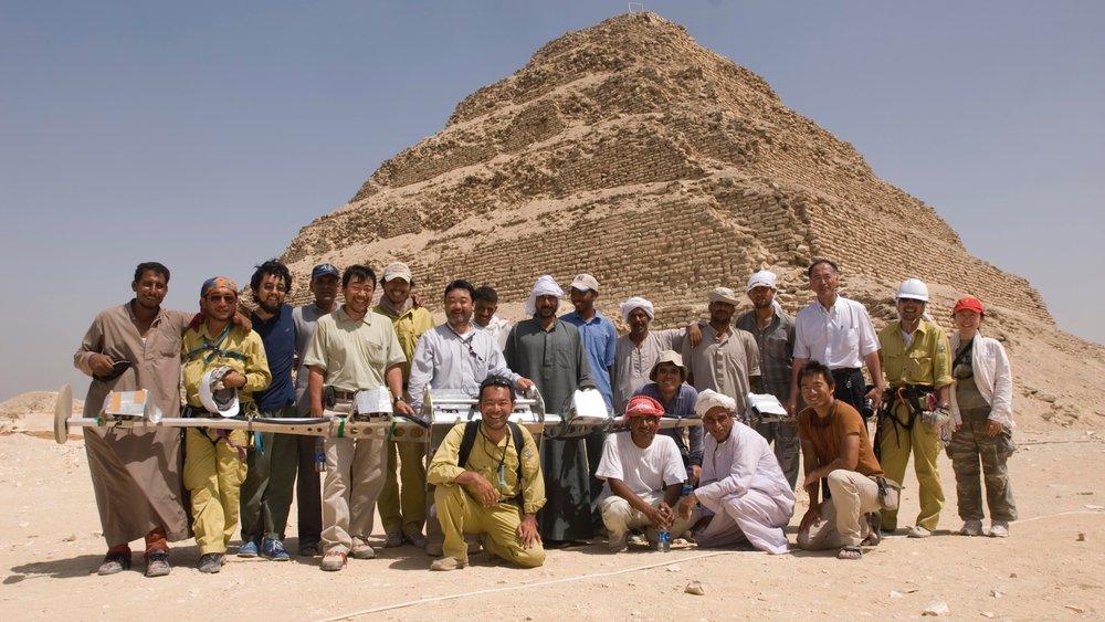 Saqqara (2008)