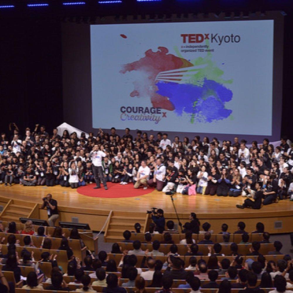 TEDxKyoto (2015)