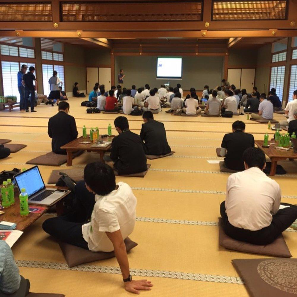 茶ッカソン in Kyoto (2015)