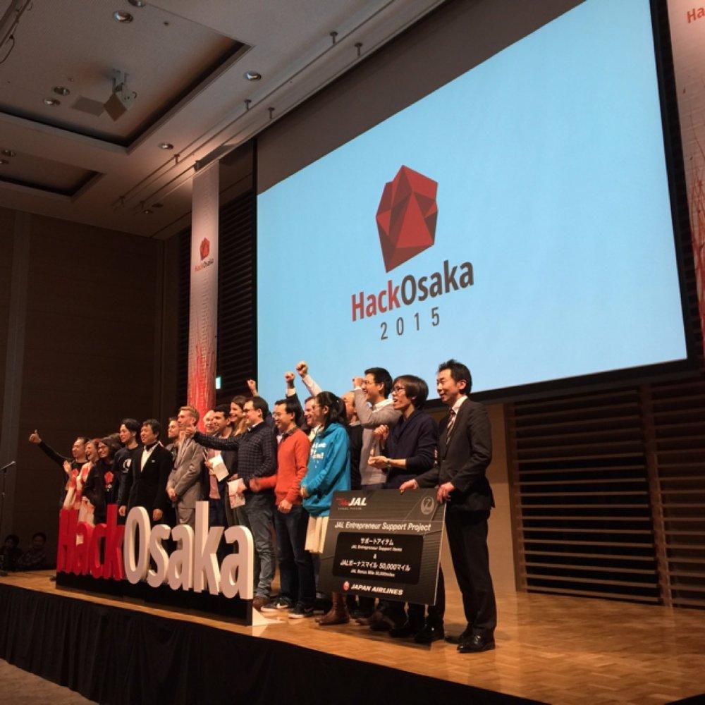 Hack Osaka (2015)