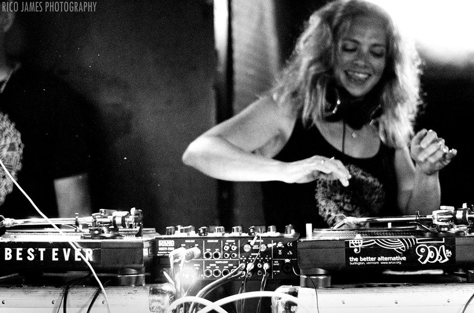 Photo: DJ Killa Jewel courtesy of  Rico James
