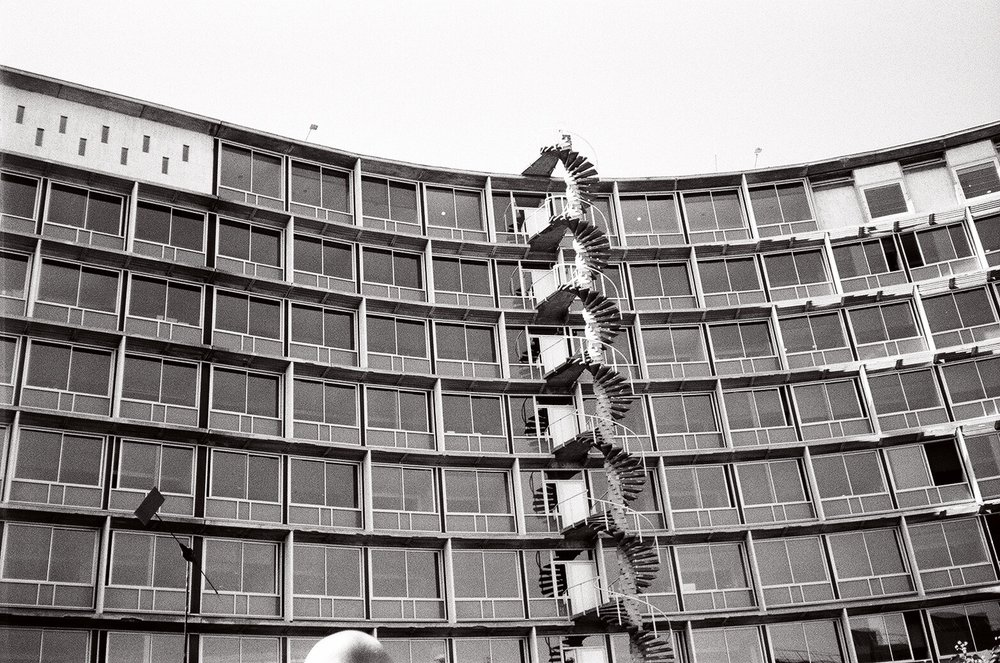 UNESCO H.Q PARIS , 2015, 35MM