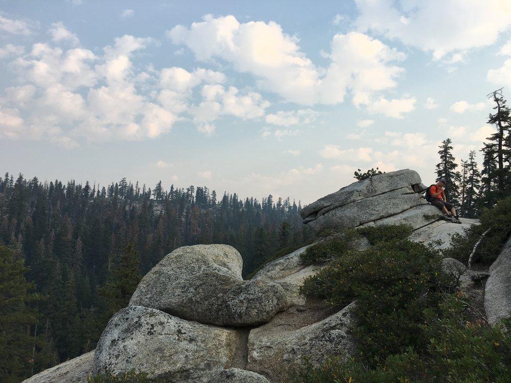 North Dome Hike