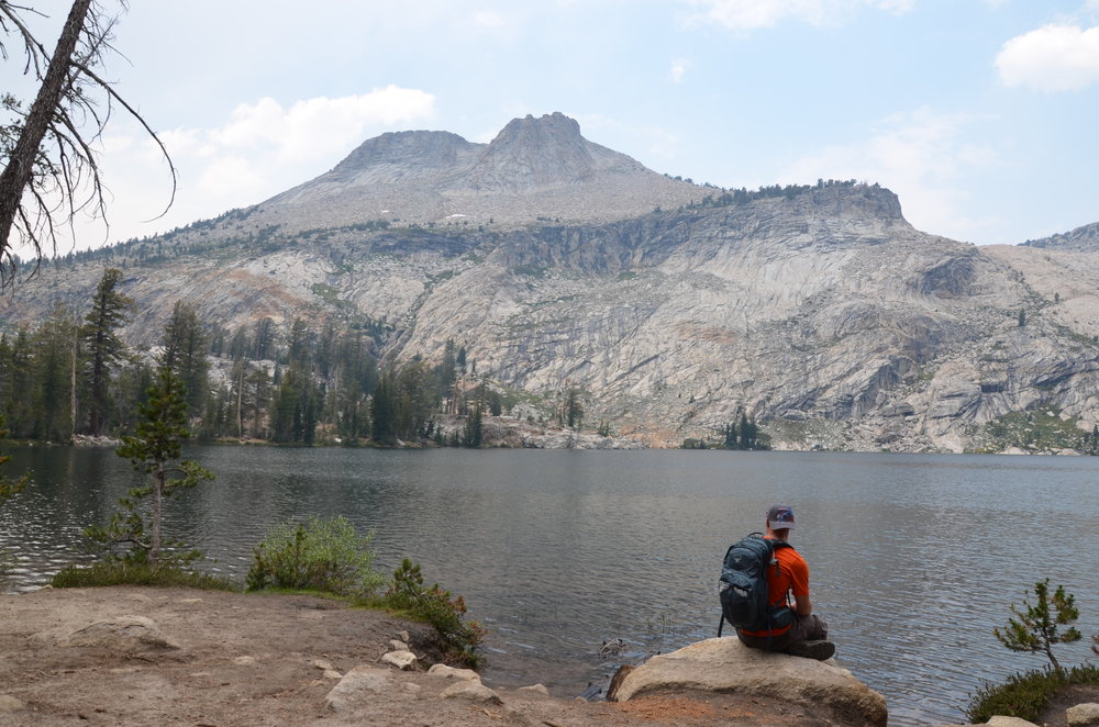May Lake, Yosemite National Park