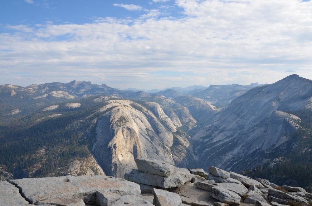 Top of Half Dome Yosmite 1.JPG