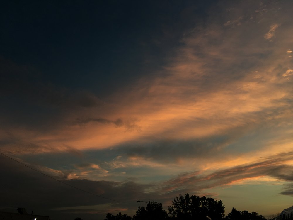 clouds over ohio