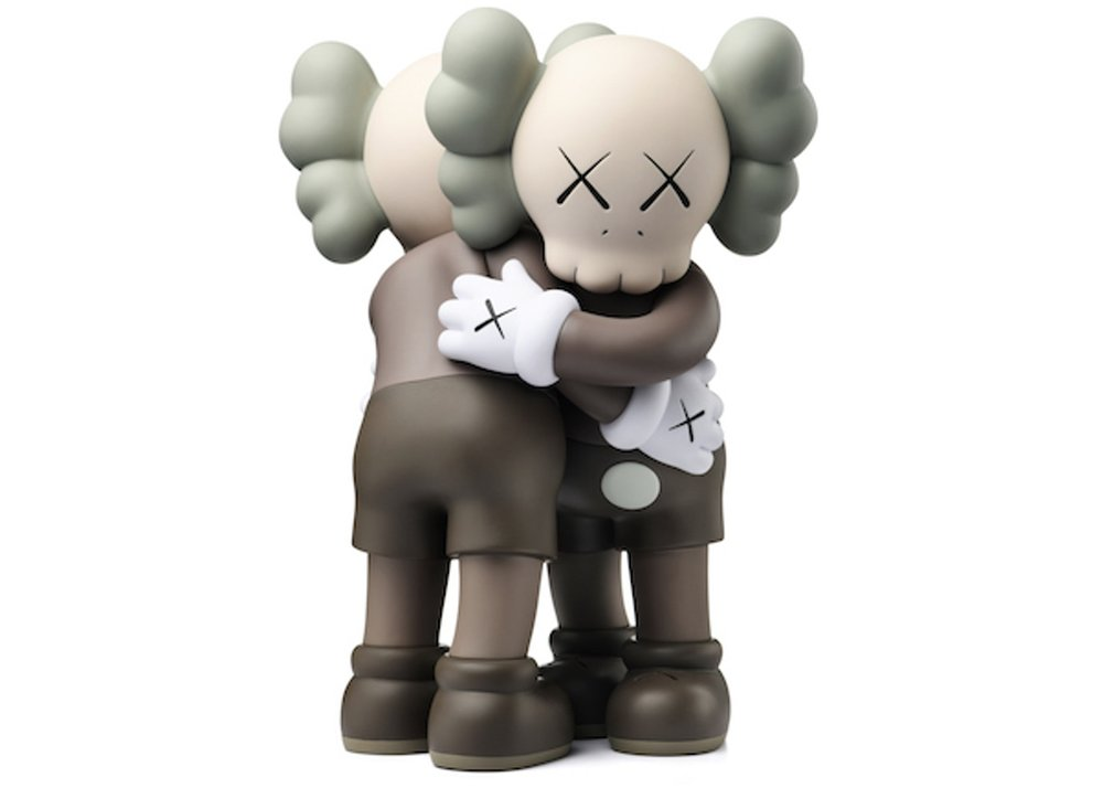 Together (Brown) - KAWS