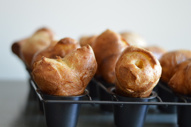 Popovers - I am not a muffin.