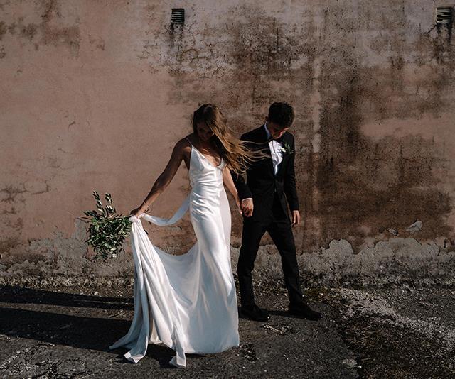 Lennox Gown  |  Giuseppe Marano