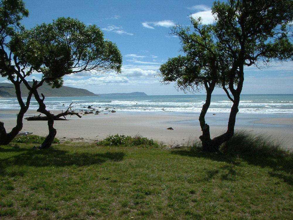 Akitio Beach, Tararua District