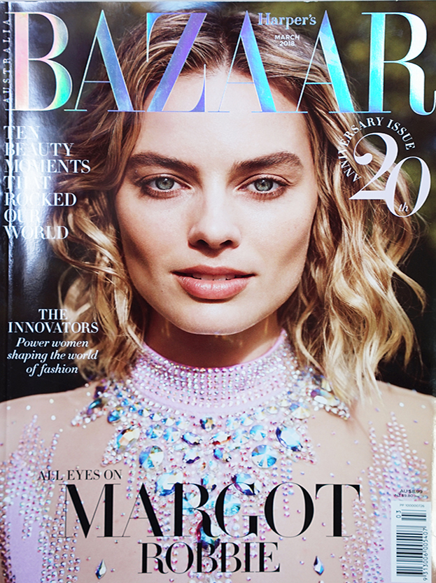 Harper's Bazaar - March 2018