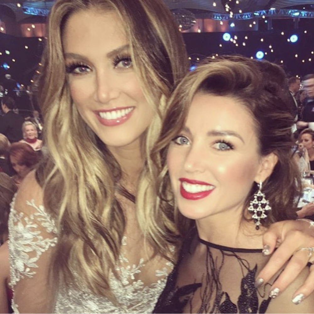 Delta Goodrem & Danni Minogue  - Singer, Song Writer & Actress