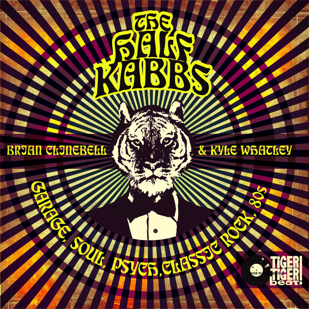 THE HALF KABBS - Garage, Soul and Psych + Classic Rock & 80s.with Brian Clinebell  (The Kabbs)& Kyle Whatley (The Kabbs)EVERY 4TH FRIDAY7/27, 8/24, 9/28, 10/26, 11/23, 12/28