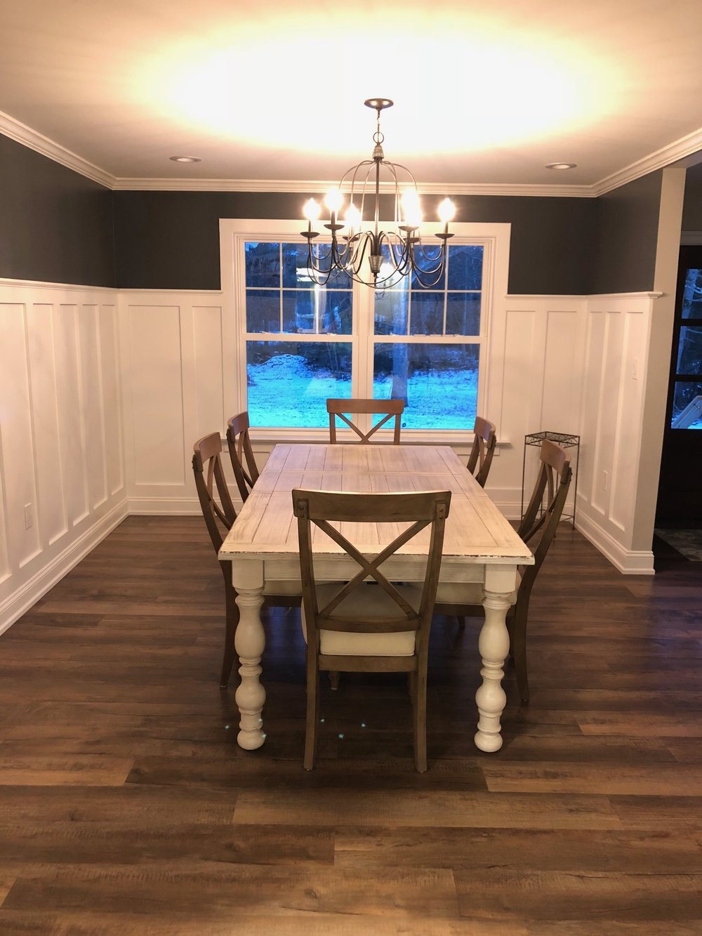 personal dinning room