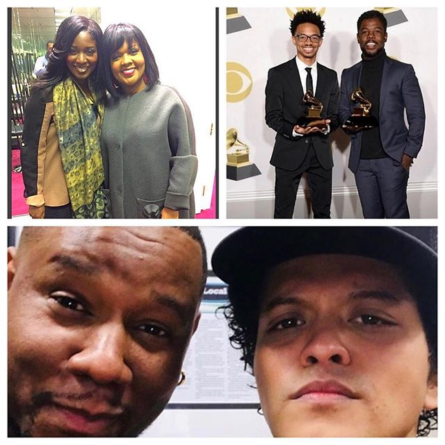 Screaming a huge gigantic Congratulations to all my friends who won Grammys last night!! Alvin Love III, Dwan Hill, Pastor CeCe Winans and my brother Byron Mr. Talkbox Chambers!!!!! My heart is exploding with joy!!! God is soooo Amazing!!!! Love you all!! #grammys2018 #grammys #musiclover #musicians #dallasmusicians #dallasmusicscene #nashvillemusicscene #nashville #influencer #musicismylife #austinmusicscene #singer #artist #love
