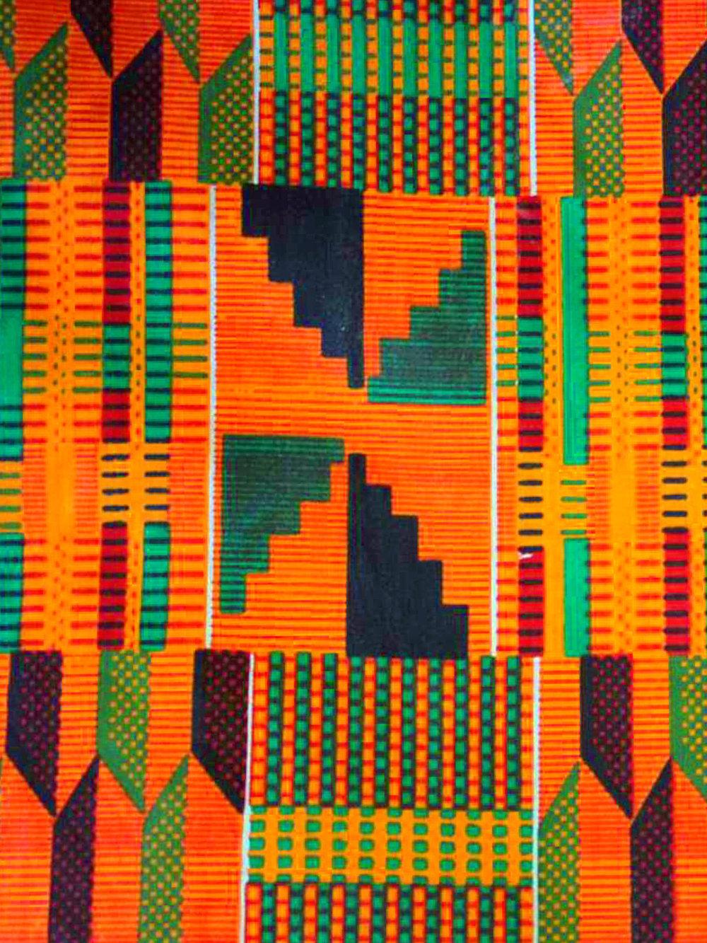 African Kente