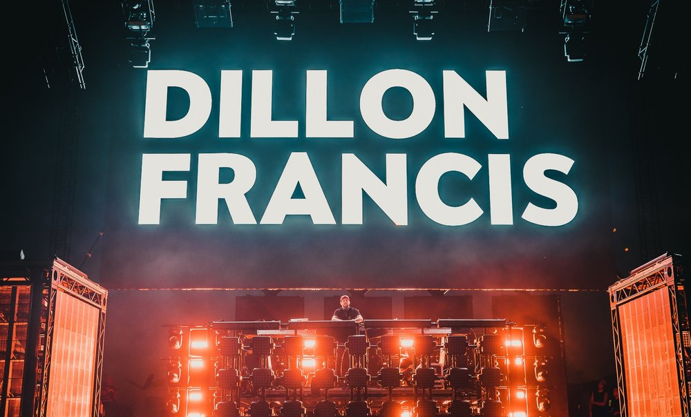 production design / creative direction / programming    Dillon Francis HARD Summer    View Project