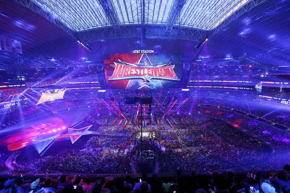 programming / pre-visualization    wrestlemania 32