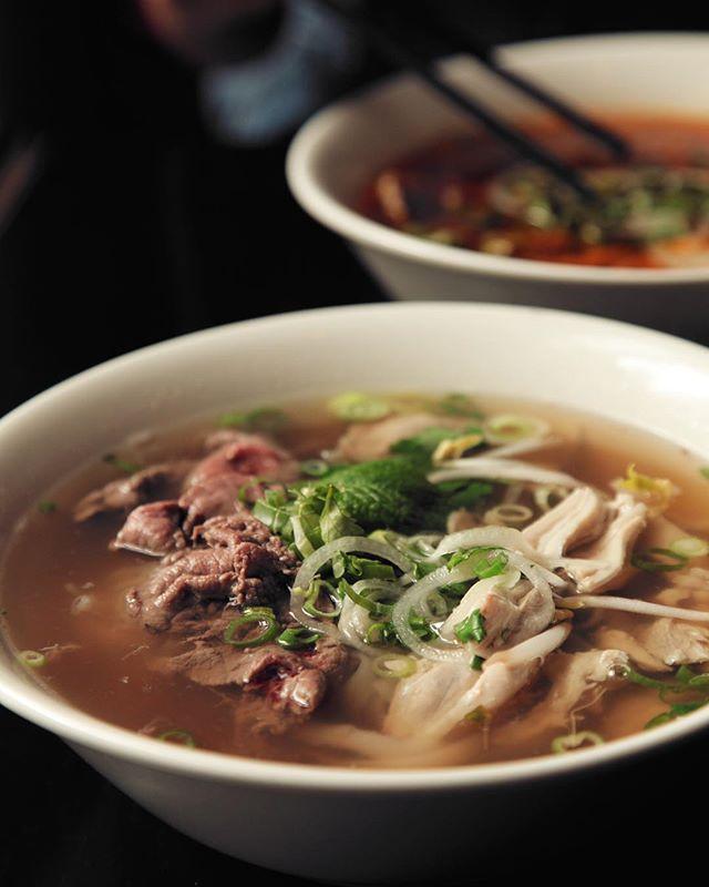 No better way to spend your Saturday night 🍜 . . . . . #food #foodporn #bubbletea #melbourne #melbournefood #foodblogger #broadsheetmelb #pho #vietnamesefood #cocktails #melbourneeats #foodie #yum #foodgasm #melbourneblogger #twentyphoseven