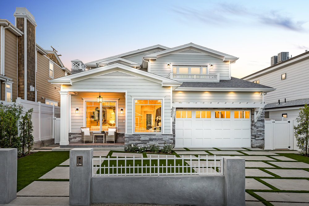 Cape Cod style house in Sherman Oaks. Listed for sale at $2,900,000. ( 4600 sqft)