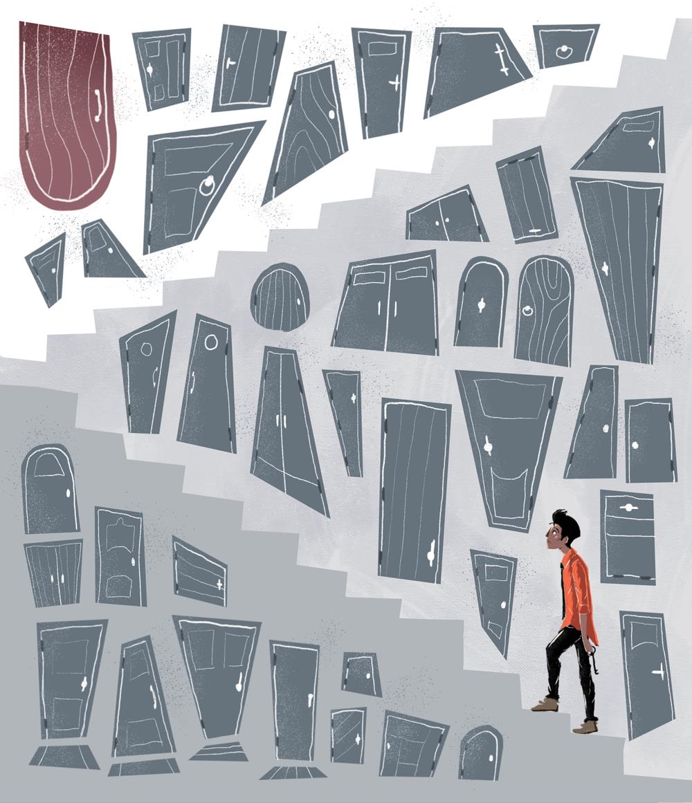 Inheritance magazine: Lost in translation