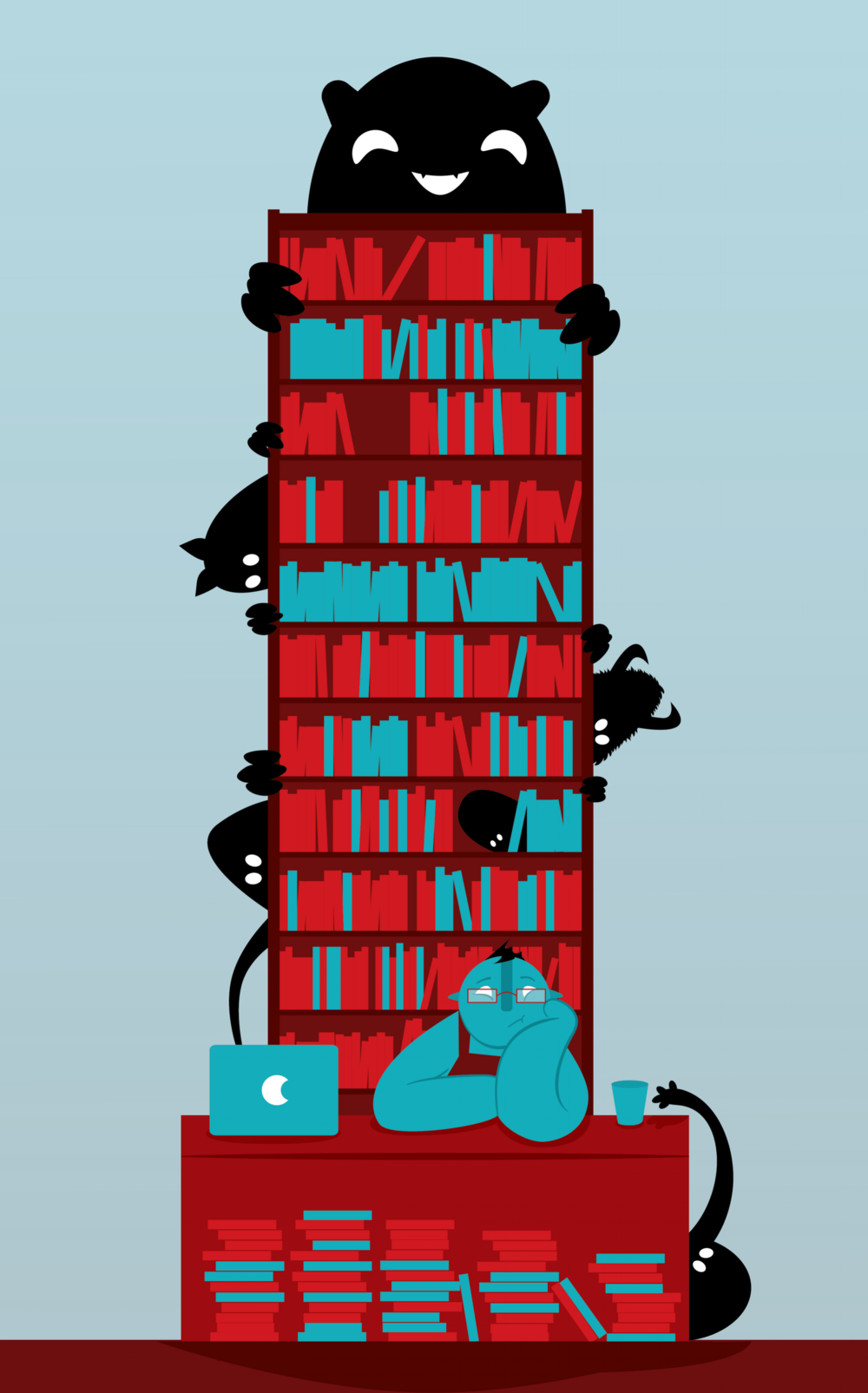 Bookstore Blues