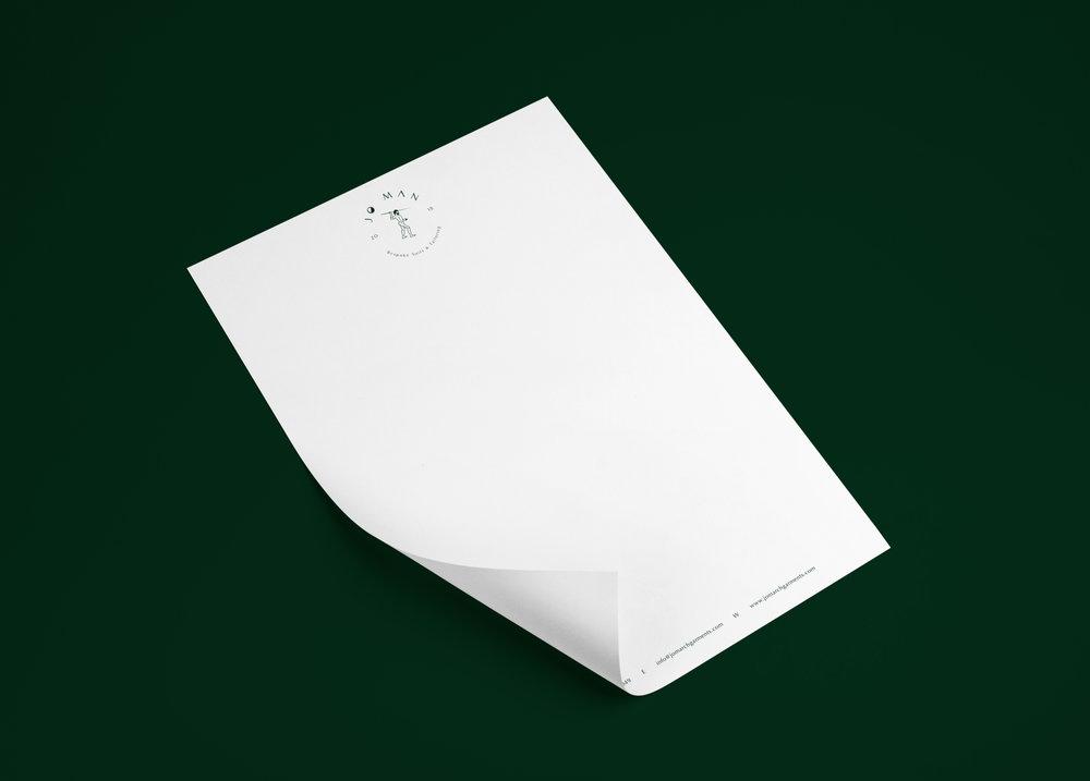a4 letterhead
