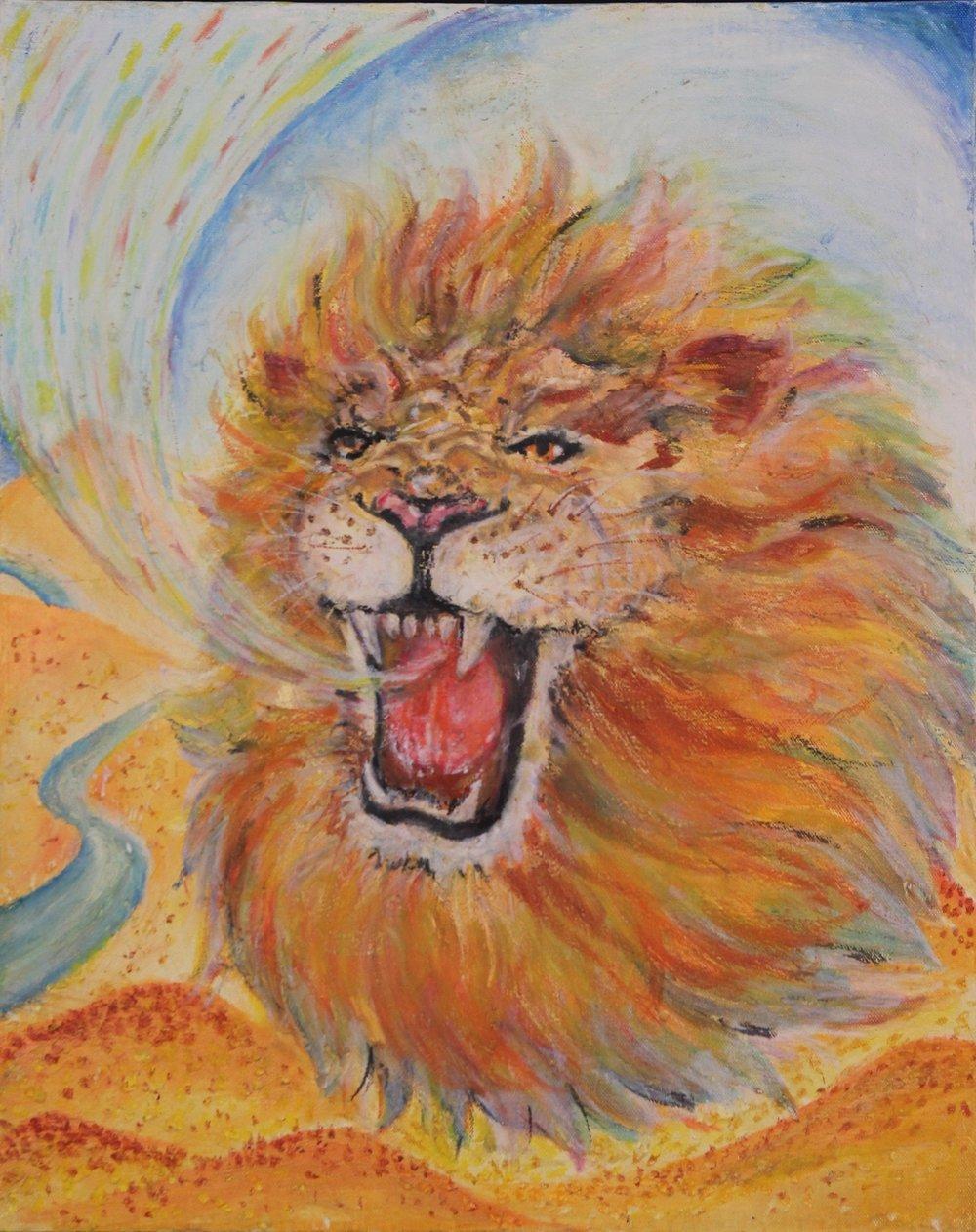 The Lion of David