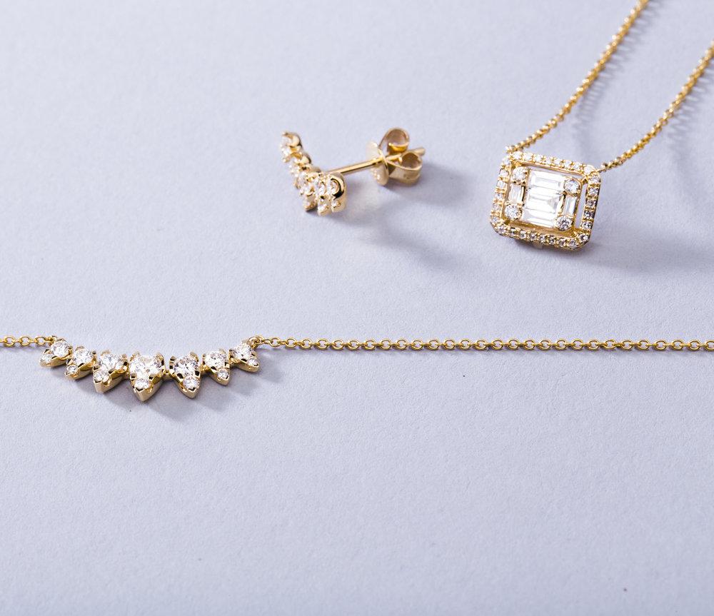 金钻石 -