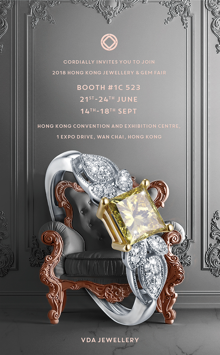 Exhibition Booth Invitation : Welcome to vda booth june 2018 u2014 vda jewellery