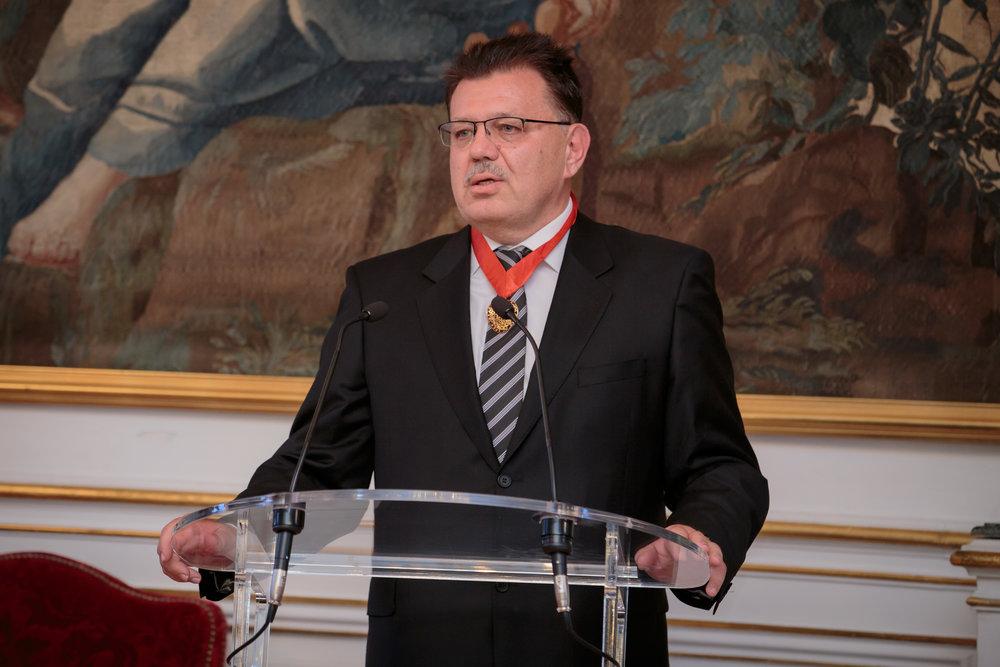 Pr. Davidovic, ESCVS 2018