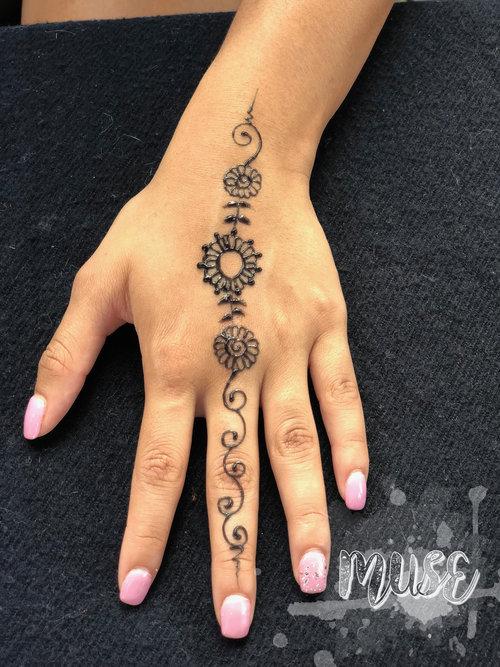 Jagua Tattoos Muse Guam