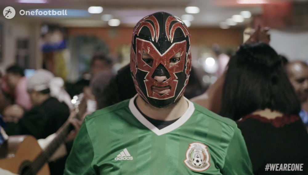 WE ARE ONE- MEXICO - - Meet Media-Personality Iniaki Alvarez