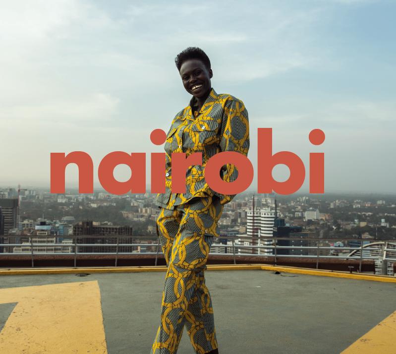 NAIROBI VIBRATION - KENYA - En partenariat avec Kenya Airways &Voyageurs du Monde.