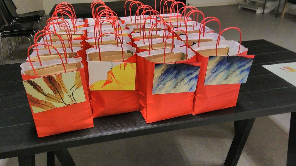 Gift packages / gaveposer