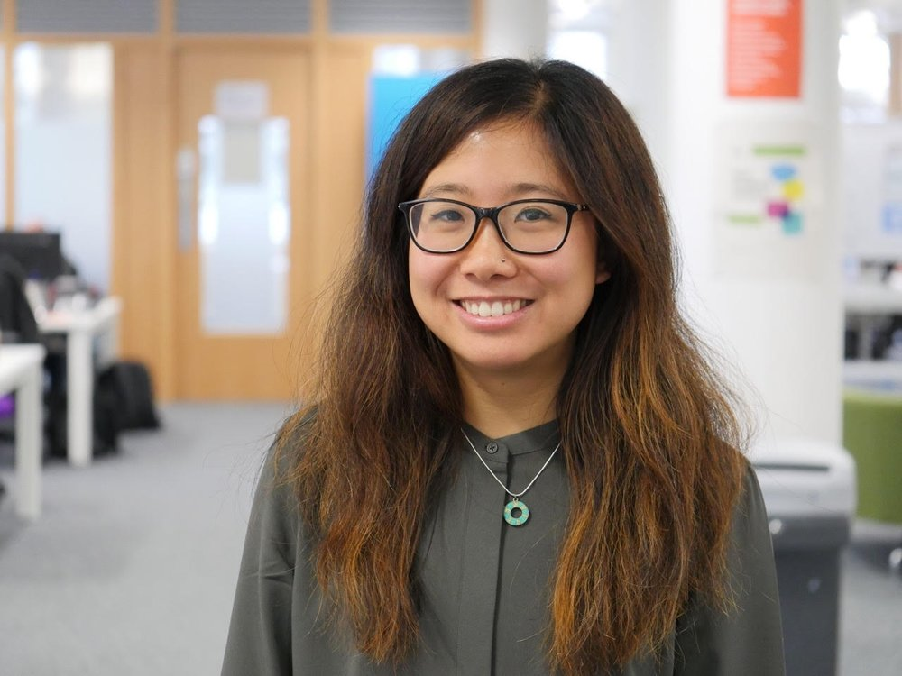 Marie Cheung | Service & UX Designer