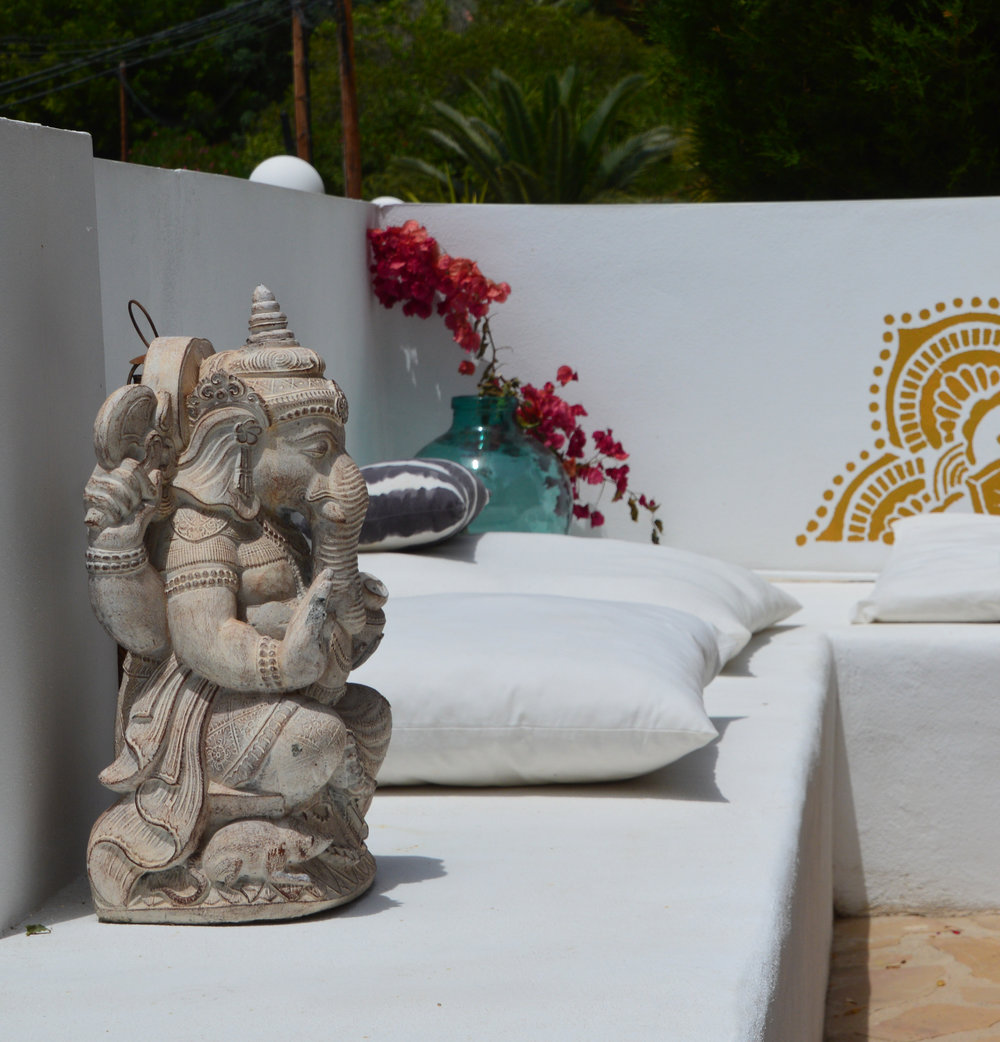 Ganesh is watching