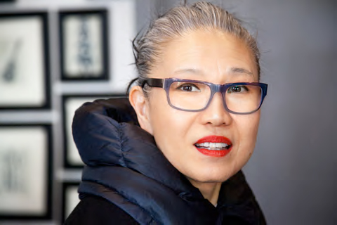 Younghee Kim, founder of Essential Rinse® and Younghee Salon